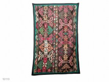 Kirgisische traditionell bestickte Decke und Wandbehang
