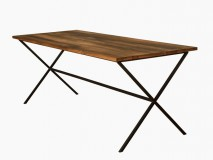 Vlad Oak Table 10119DESIGN