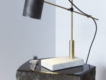 Deadstock Catherine Table Light Tischleuchte Castor Design