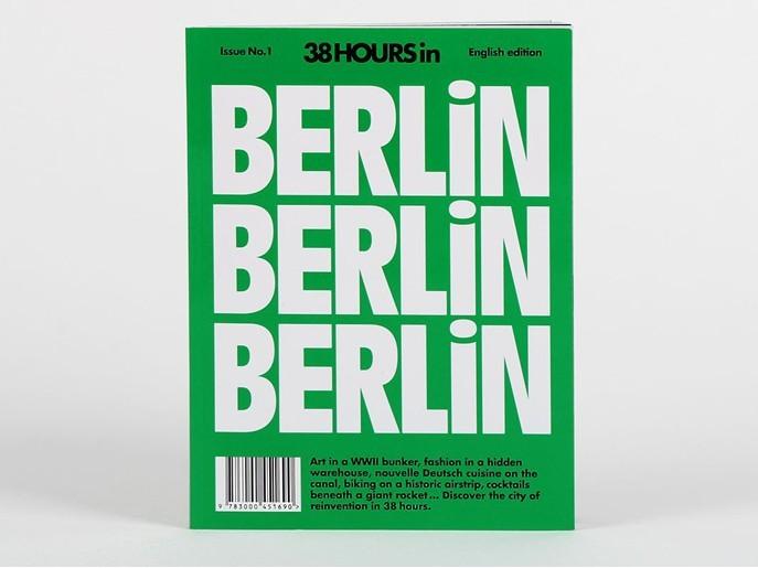 38HOURS in Berlin