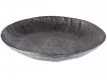 MADetLEN  Monarchia Black Bowl Grand Metallschale
