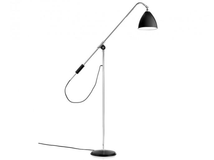 Bestlite BL4 Floorlamp Stehleuchte 1930 Gubi Robert Dudley Best