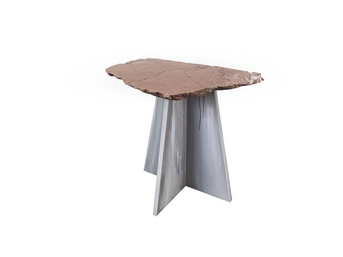 Stoney End Table Side Table Travis Broussard