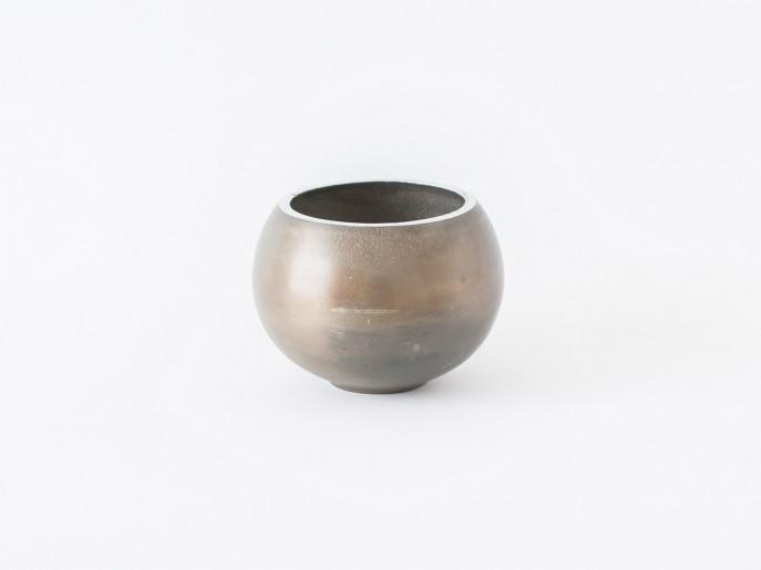 Doli candleholder vessel bronze ancient black