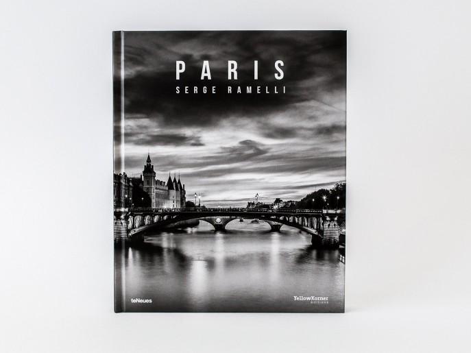 PARIS Serge Ramelli Buch teNeues