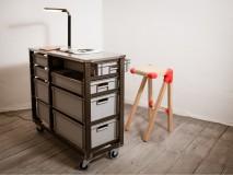 Laskar Tresen / Schrank / Sideboard 10119DESIGN