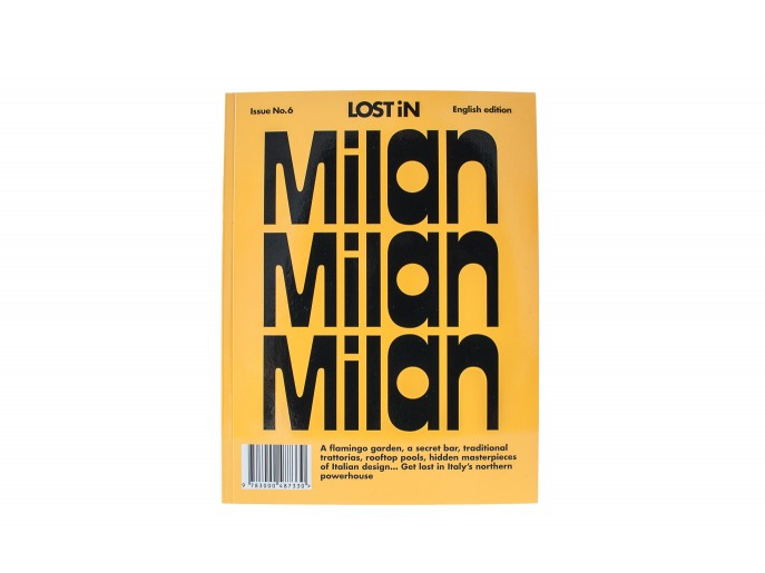 LOST iN Milan Buch