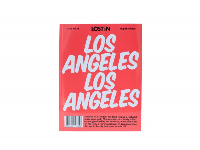 LOST iN Los Angeles Buch
