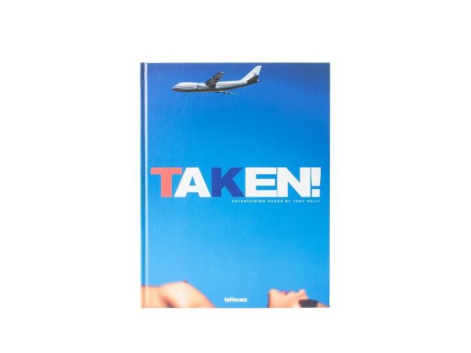 TAKEN! Buch teNeues Verlag