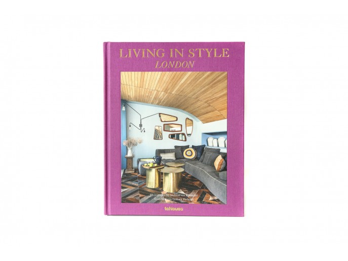 Living in Style LONDON Buch teNeues Verlag