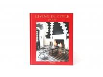 Living in Style PARIS Buch teNeues Verlag