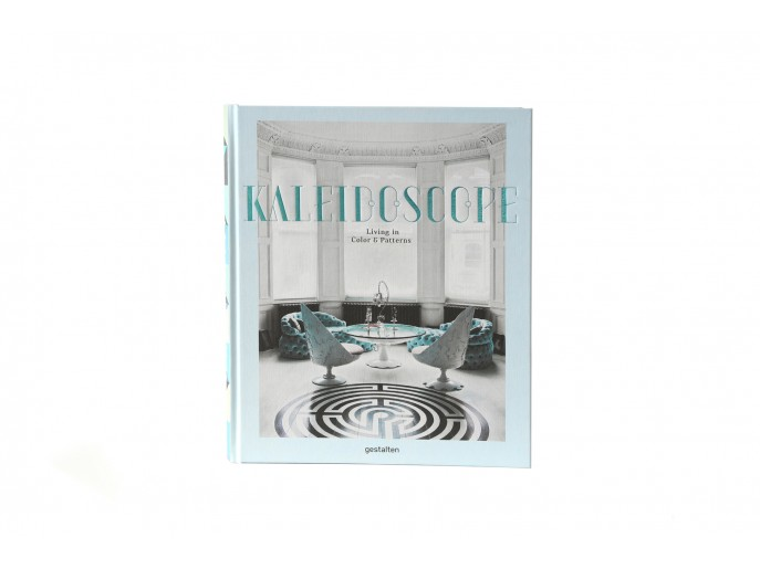 Kaleidoscope: Living in Color and Patterns Buch Gestalten Verlag