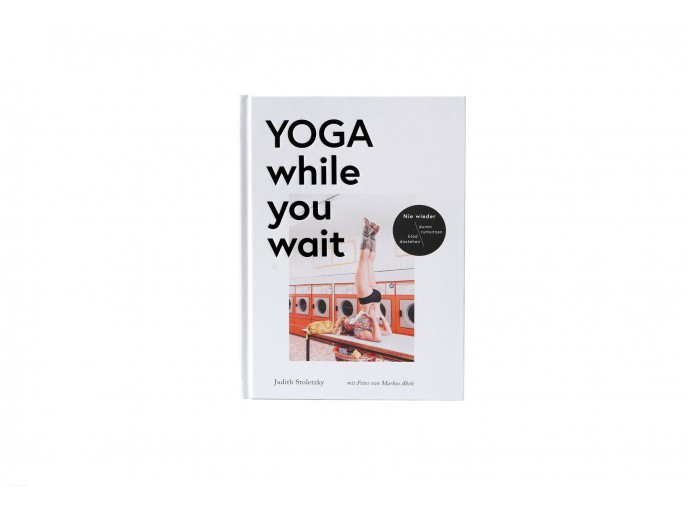 YOGA while you wait Buch / Becker Joest Volk Verlag