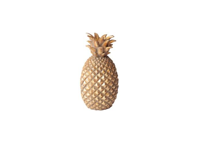 Ananas Kerzenhalter