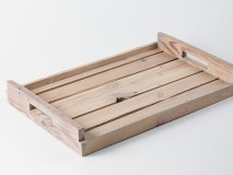 Wood Tray 'Griffe' 10119DESIGN