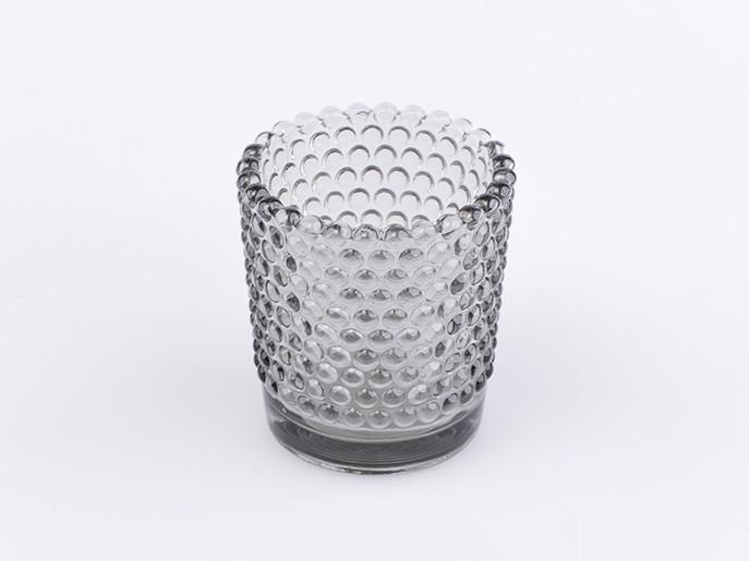 Tealight Holder grau Teelichthalter
